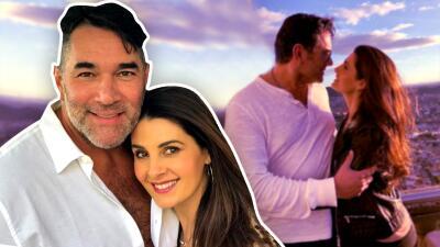 Mayrín Villanueva comparte su secreto de amor con Eduardo Santamarina