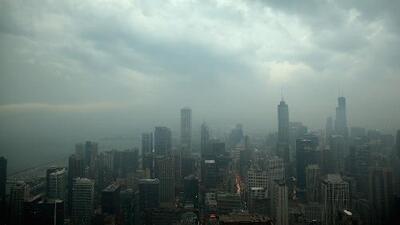 Pronostican cielos nublados y la posibilidad de algunas lluvias para este jueves en Chicago