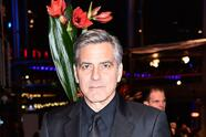 BERLIN, GERMANY - FEBRUARY 11: George Clooney attends the 'Hail, Caesar!' premiere during the 66th Berlinale International Film Festival Berlin at Berlinale Palace on February 11, 2016 in Berlin, Germany. (Photo by Pascal Le Segretain/Getty Images)