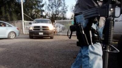 Entregan los primeros cuerpos de tiroteo en Michoacán