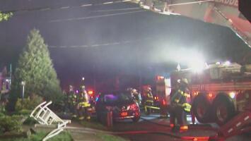 Siete personas resultan con lesiones leves tras el incendio de un edificio residencial en Staten Island