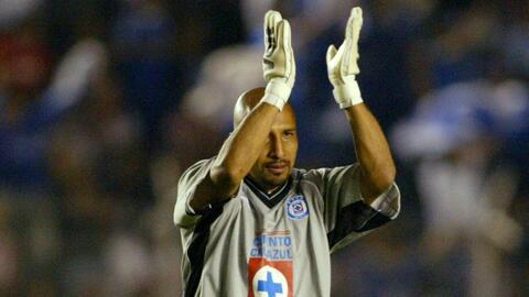 """El 'Conejo' Pérez no descarta retirarse en Cruz Azul: """"Estaría padre"""""""