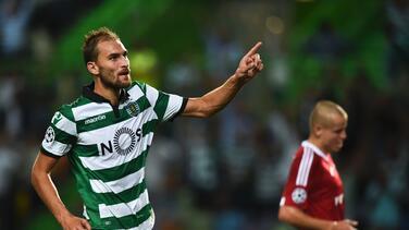 Sporting de Lisboa saca un importante triunfo en casa ante el Legia