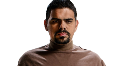 Alejandro Aguilar is Toño in 'El Chapo'