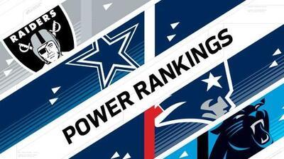 NFL Power Rankings, Sem 5: Los Denver Broncos reclaman el No. 1
