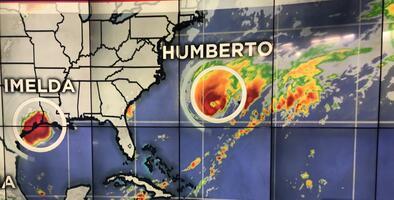 Estas son todas las tormentas que mantienen activo el trópico
