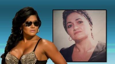 Con este conmovedor mensaje Maripily Rivera recordó a su madre en el panteón