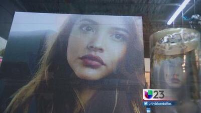 Familiares y amigos recuerdan a joven asesinada por su novio
