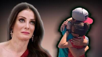 Bañada en lágrimas: 3 años después Dayanara Torres recuerda el emotivo reencuentro de sus dos hijos