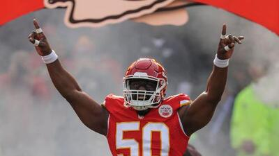 Fin de una era: Kansas City Chiefs cortó a Justin Houston