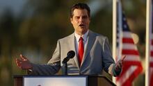 El republicano Matt Gaetz participaba de fiestas nocturnas con drogas y sexo remunerado, según dos presuntas testigos
