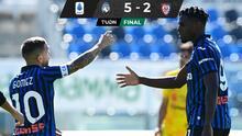 Atalanta toma el liderato en Italia al golear 5-2 a Cagliari