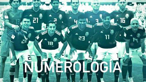 Numerología de la selección de Mexico en su ciclo 76 y con el estreno de Gerardo Martino