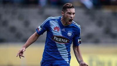 Cruz Azul estaría interesado en el delantero Cristian Guanca