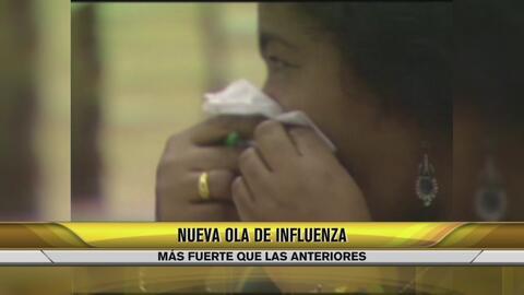 Advierten de nueva ola de influenza; Georgia estaría en las zonas afectadas