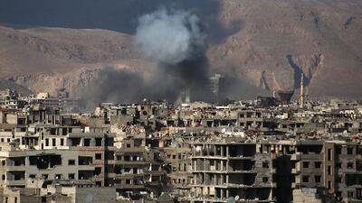 ONU dice que Corea del Norte envió a Siria material para fabricar armas químicas