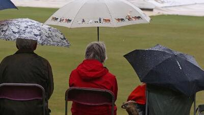 Se esperan lluvias y tormentas para la tarde y noche de este lunes en Houston