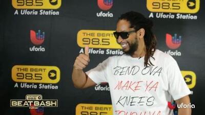 Beat Bash 9 - Lil Jon Backstage Interview