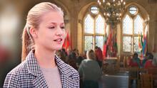 La princesa Leonor continuará sus estudios en Gales, su educación costará 92 mil dólares