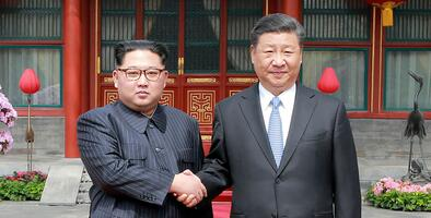 Qué mensaje están enviando Kim Jong Un y Xi Jinping con su sorpresivo encuentro en Pekín