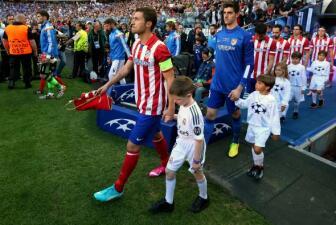 El Real Madrid le dio la vuelta al Atlético