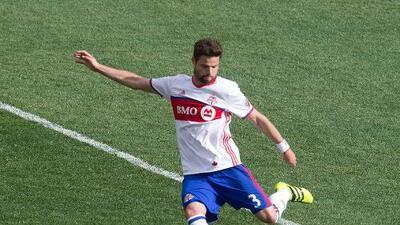 Toronto FC separa a Drew Moor por problemas cardíacos