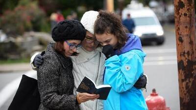 """""""Una escena horrorosa"""", 11 muertos tras un tiroteo en una sinagoga en Pittsburgh"""