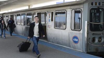 CTA ofrece viajes gratuitos en horarios específicos este 31 de diciembre y 1 de enero