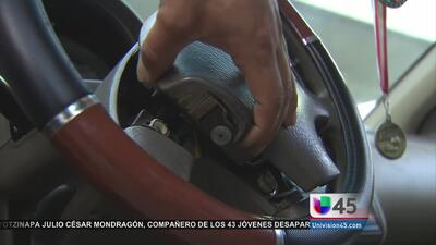 Automovilistas de Houston esperan reemplazo de bolsas de aire Takata