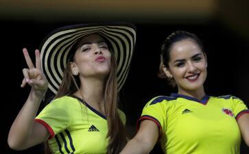 Colombia pone su ingrediente especial en la fiesta contra Catar en la Copa América