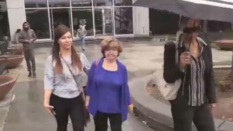 'Área de la Bahía en un Minuto': mujer acusada de revelar los requisitos de la ley de consultores de inmigración se declaró no culpable