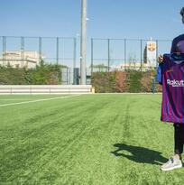 No paran de reforzarse: El Barcelona hace oficial el fichaje de Ludovit Reis