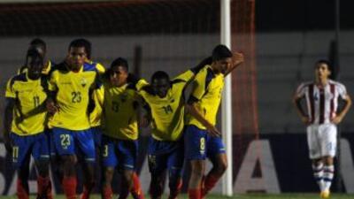 Paraguay 1-2 Ecuador: Los ecuatorianos vencen de último minuto y mantienen sus esperanzas
