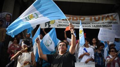 Creciente intolerancia ante la corrupción en America Latina