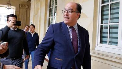 """Venezuela pide a Interpol la captura del líder opositor Julio Borges como """"autor intelectual"""" en el supuesto atentado contra Maduro"""