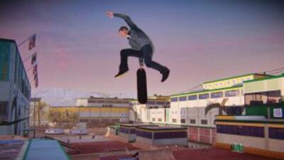 El Tony Hawk's Pro Skater 5 se ve increíble