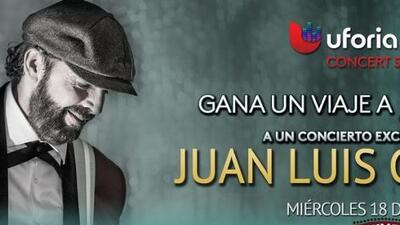 Gana un viaje a Miami al Concierto Juan Luis Guerra!