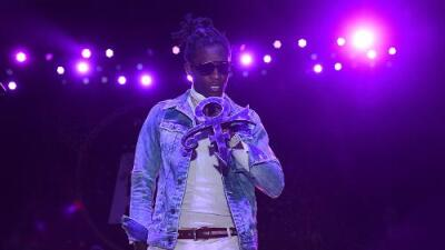 "Young Thug's Pretty Cool New Music Video - ""Wyclef Jean"""