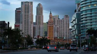 A Miami le espera un martes caluroso con vientos fuertes y riesgo de corrientes de resaca