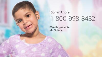 Yamila te necesita para vencer el cáncer
