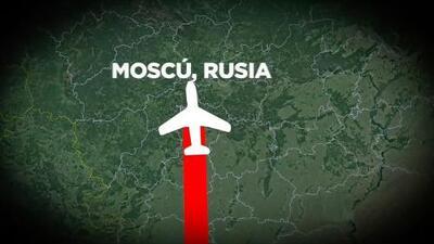 Así fue nuestra llegada a Moscú | Diario de Misión Rusia 2018