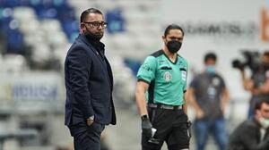 """Mohamed: """"Hoy somos vigentes campeones de Liga, Copa y Concacaf"""""""