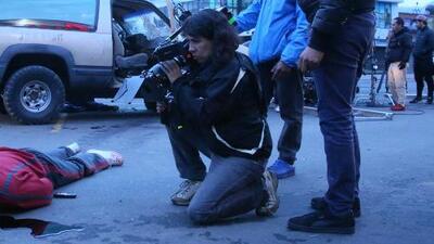 Detrás de cámaras: Así se grabó la muerte de 'El Moreno', hijo menor de 'El Chapo'