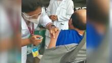 """Escándalo por las vacunas """"de aire"""": videos indignan y provocan dudas sobre la inmunización en México"""