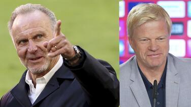 Rummenigge deja presidencia del Bayern; Kahn ocupará su lugar