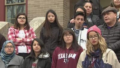 Activistas de Texas caminarán hasta Washington D.C. para apoyar el 'Dream Act'