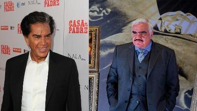 'El Puma' cree que Vicente Fernández estaba borracho al hacer comentario sobre gays