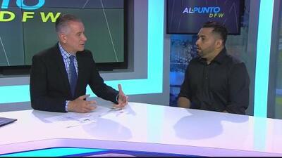 Al Punto DFW entrevista al activista Rubén Salinas