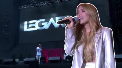 La emotiva despedida al asesinado cantante Legarda ante 15,000 personas con su novia Luisa Fernanda W al frente