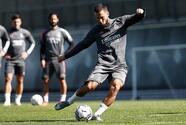 Real Madrid visitará al Betis con Odegaard y sin Hazard